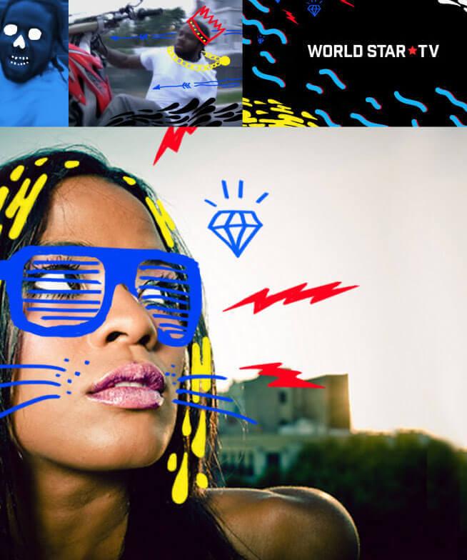 MTV-WorldStarHipHop Storyboards2